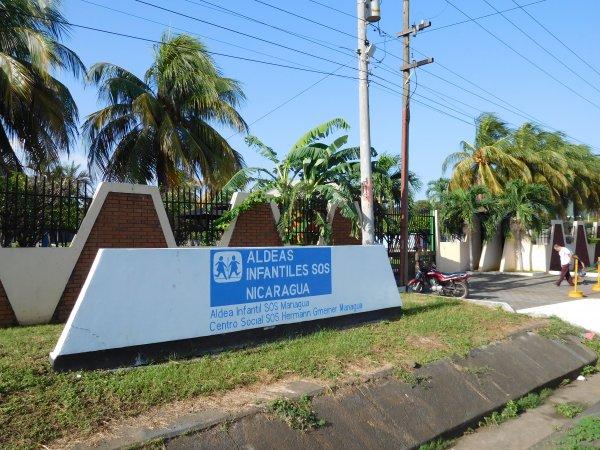 SOS Kinderdorf in Nicaragua