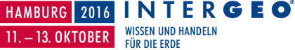 Intergeo 2016 Logo