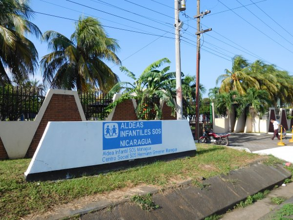 SOS Childrensvillage in Nicaragua